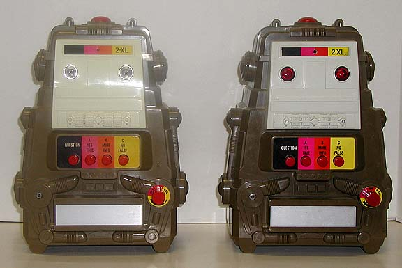 Mego Type 1 and Type 2